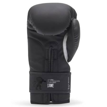 Boxerské rukavice BLACK&WHITE od Leone1947