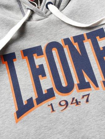 LEONE SWEATSHIRT [LSM1501_SZARA]