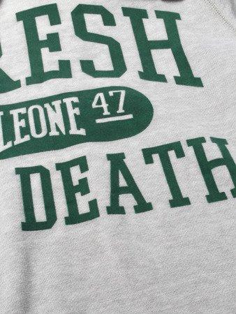 LEONE - SWEATSHIRT S [LSM1537_grey medium]