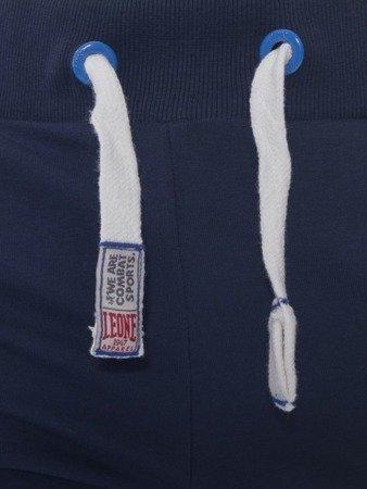LEONE tmavě modré tepláky XL [LSM1660]