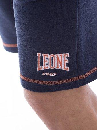 LEONE_S Šortky [LSM1282_GRANATOWE]