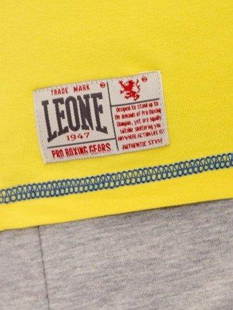 Tričko LEONE žluté M [LSM1663]